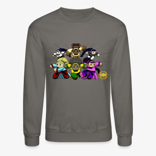 The Guardians of the Cloudgate w/ Logo - Crewneck Sweatshirt