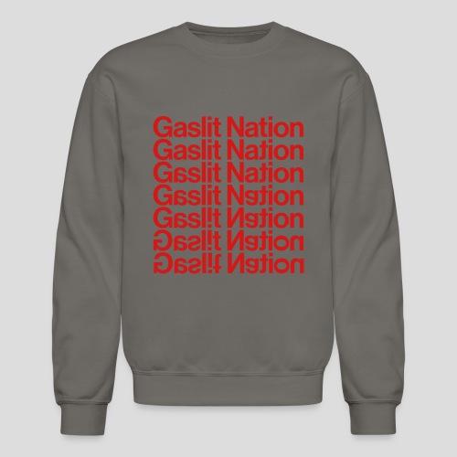 Gaslit Nation - Crewneck Sweatshirt