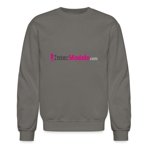 Intermodelo Color Logo - Crewneck Sweatshirt