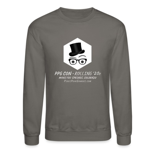 Pikes Peak Gamers Convention 2020 - Unisex Crewneck Sweatshirt