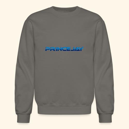 PrinceJay Logo - Crewneck Sweatshirt