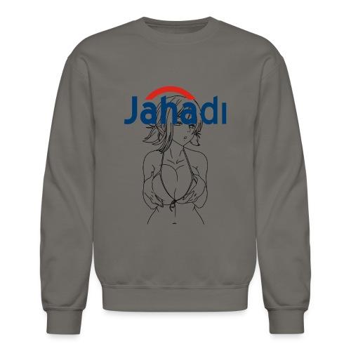 hadiCITY - Crewneck Sweatshirt