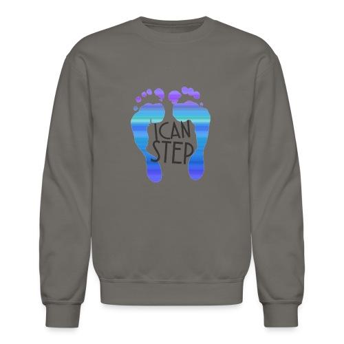 I.C.A.N.S.T.E.P. MOTTO - Crewneck Sweatshirt