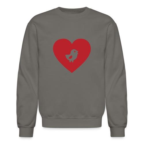 Heart Chick - Crewneck Sweatshirt