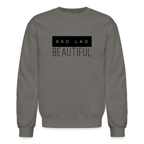 Sao Lao Beautiful - Unisex Crewneck Sweatshirt