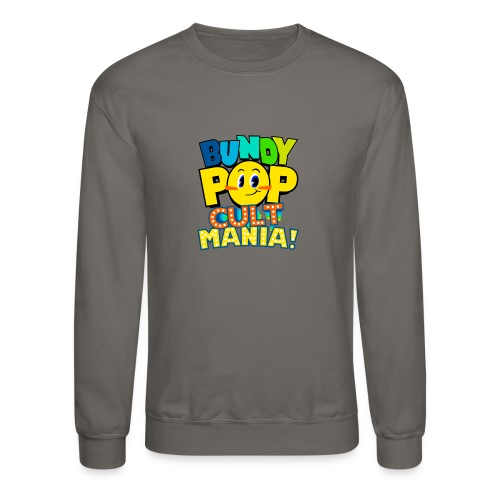 Bundy Pop Main Design - Crewneck Sweatshirt
