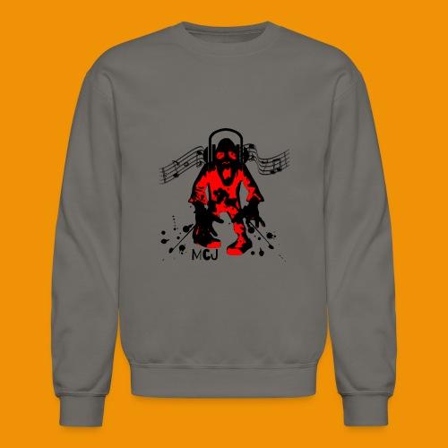 Music Zombie - Crewneck Sweatshirt