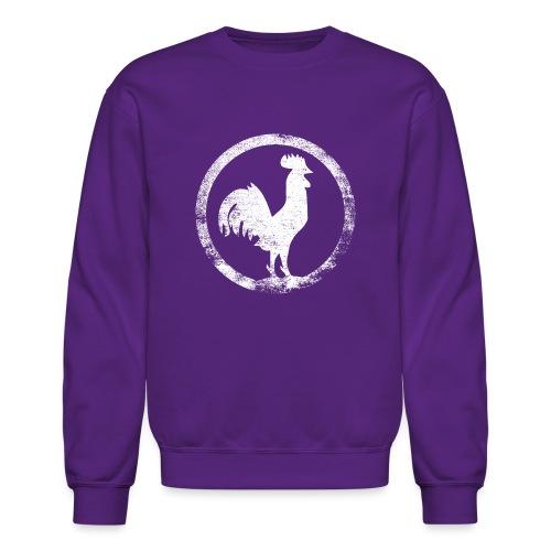 Peckers vintage fade - Crewneck Sweatshirt