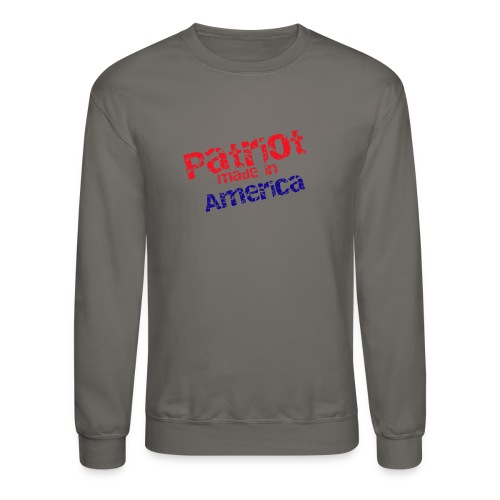 Patriot mug - Crewneck Sweatshirt