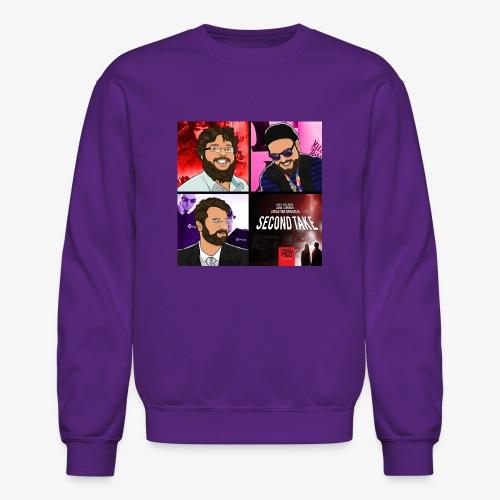 Second Take Cover - Crewneck Sweatshirt