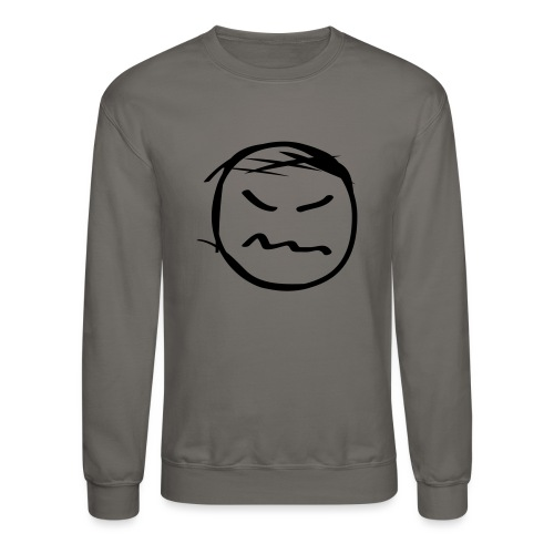 kicky head solo - Crewneck Sweatshirt