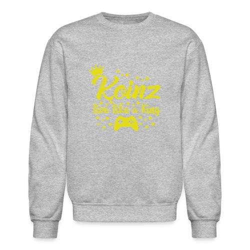Live Like A King - Crewneck Sweatshirt