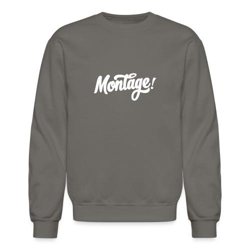Montage - Crewneck Sweatshirt