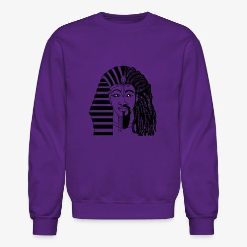 African King - BLACK HISTORY PRIDE - Crewneck Sweatshirt