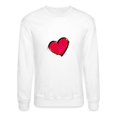 heart 192957 960 720 - Crewneck Sweatshirt