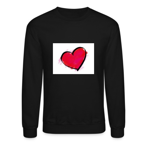 heart 192957 960 720 - Crewneck Sweatshirt