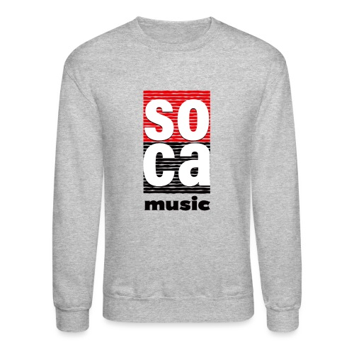 Soca music - Crewneck Sweatshirt