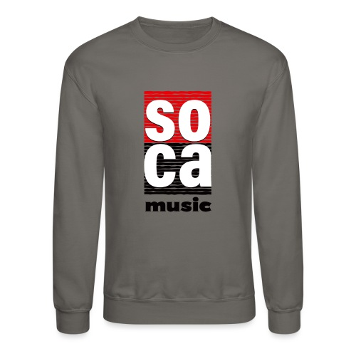 Soca music - Crewneck Sweatshirt
