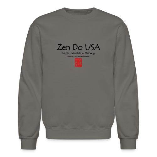Zen Do USA - Crewneck Sweatshirt