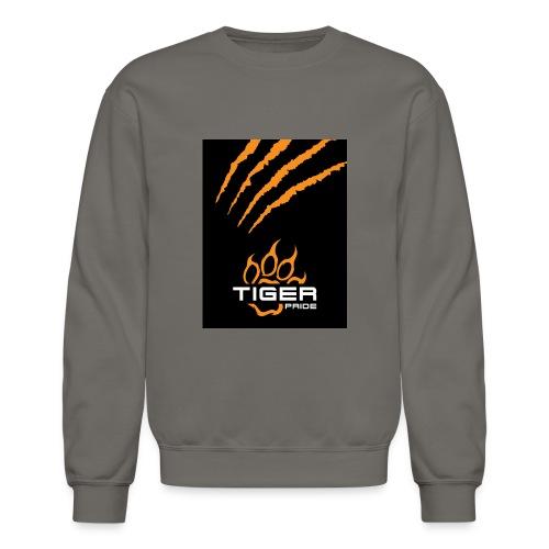 Tiger Pride iPad Case - Crewneck Sweatshirt