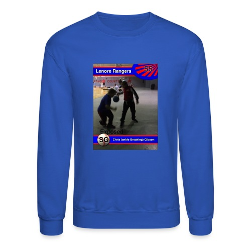 Basketball merch - Crewneck Sweatshirt