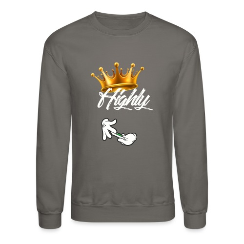 Highly Print - Crewneck Sweatshirt