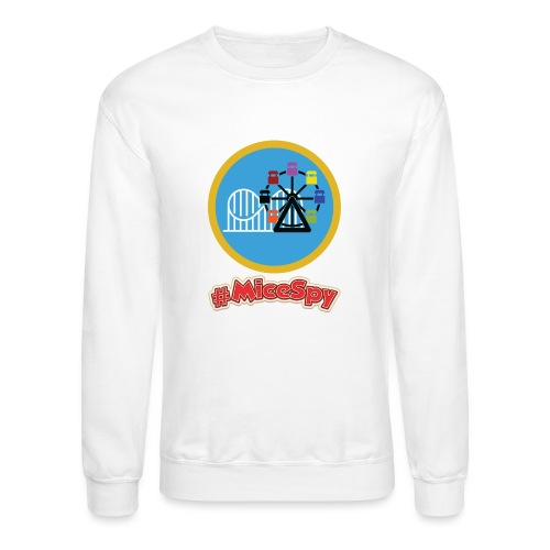 Paradise Pier Explorer Badge - Crewneck Sweatshirt