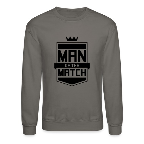 Man of the Match - Crewneck Sweatshirt