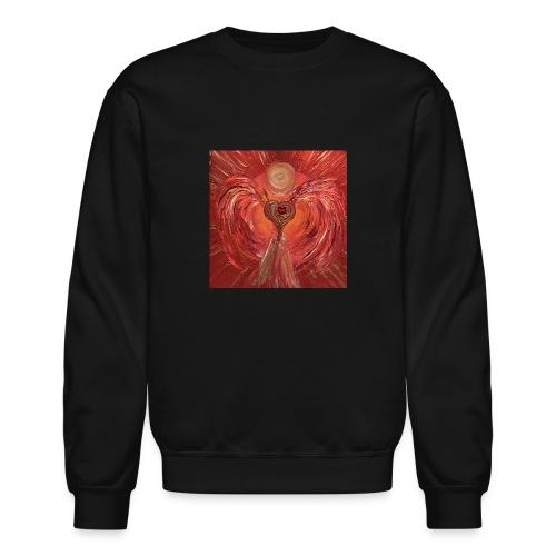 Heartangel of self-worthiness - Crewneck Sweatshirt