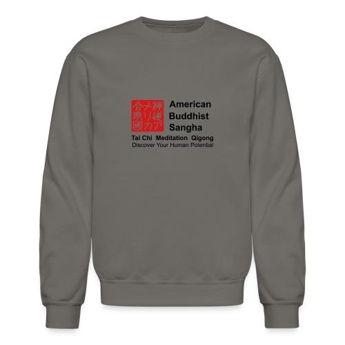 American Buddhist Sangha / Zen Do USA - Crewneck Sweatshirt
