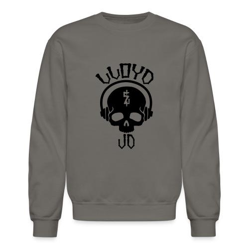 Lloyd JD Logo - Crewneck Sweatshirt