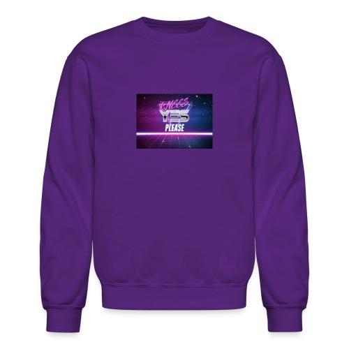 YESH Pweash - Crewneck Sweatshirt