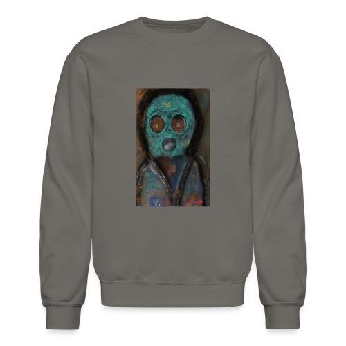 The galactic space monkey - Crewneck Sweatshirt