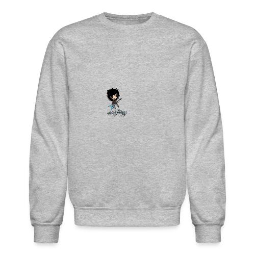 axelofabyss self portrait - Crewneck Sweatshirt