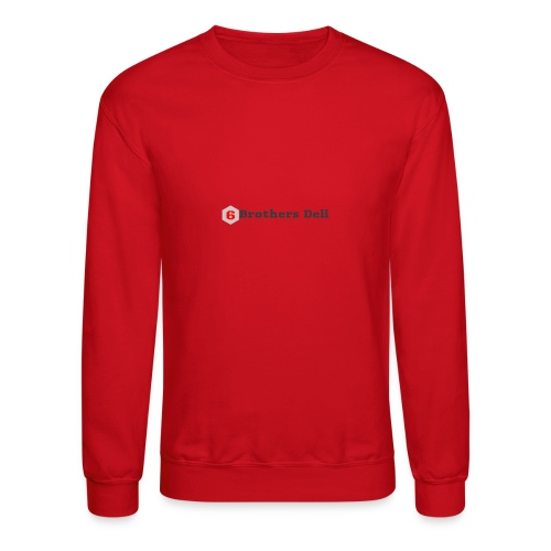 6 Brothers Deli - Crewneck Sweatshirt