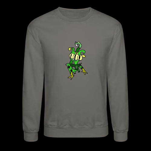 Three-Eyed Alien - Crewneck Sweatshirt