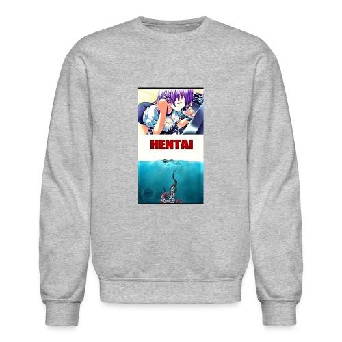 anime girl - Crewneck Sweatshirt