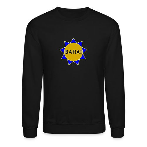 Bahai star - Crewneck Sweatshirt