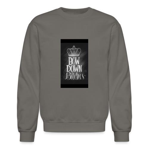 Bow to the Queen - Crewneck Sweatshirt
