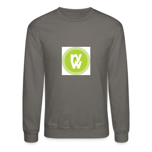 Recover Your Warrior Merch! Walk the talk! - Crewneck Sweatshirt
