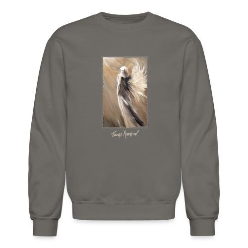 Up to Him_shirt design wi - Crewneck Sweatshirt