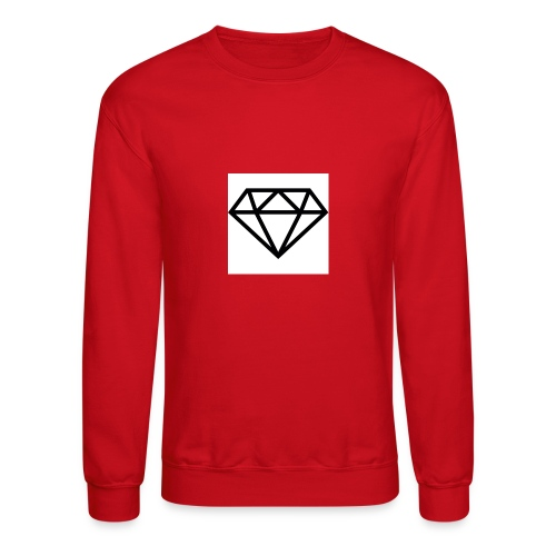 diamond outline 318 36534 - Crewneck Sweatshirt