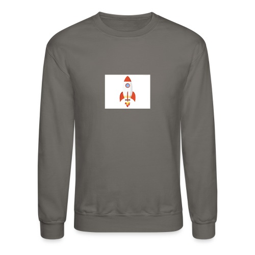 rocket t - Crewneck Sweatshirt