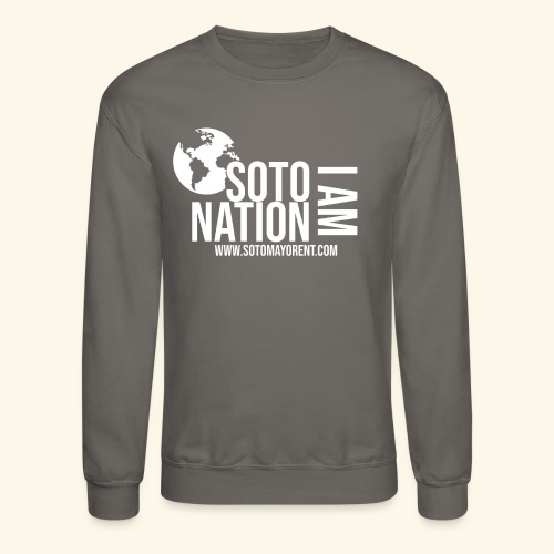 I Am Sotonation - Unisex Crewneck Sweatshirt