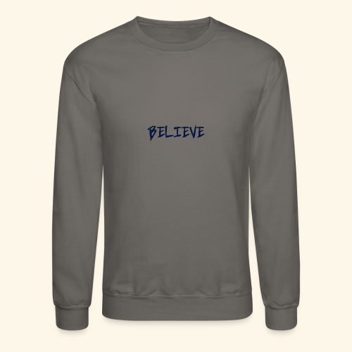 Believe - Crewneck Sweatshirt