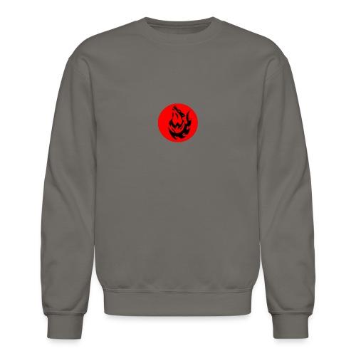 Wolf Logo - Crewneck Sweatshirt