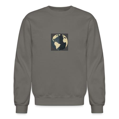 The world as one - Crewneck Sweatshirt