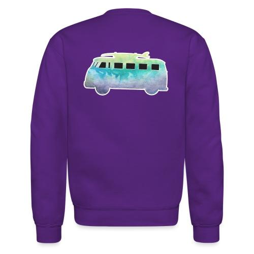 Surfers Kombi Van - Crewneck Sweatshirt