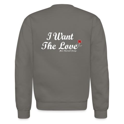 final file - Crewneck Sweatshirt
