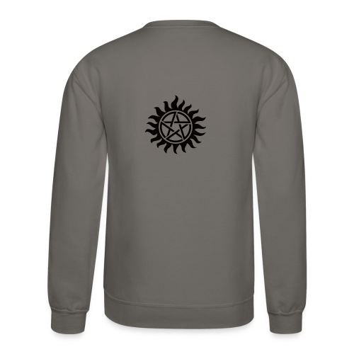 Supernatural Tattoo - Crewneck Sweatshirt